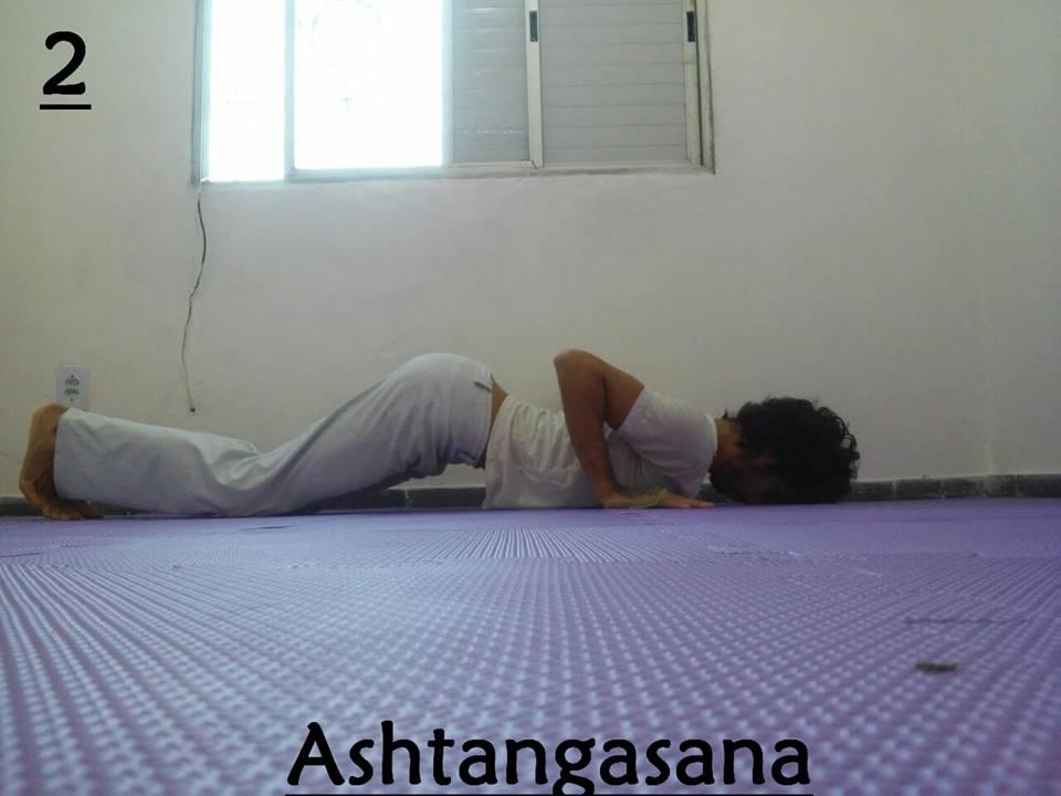 asthangasana